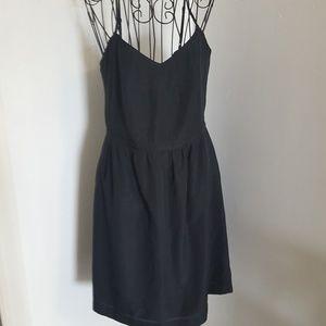NWT j crew little black dress